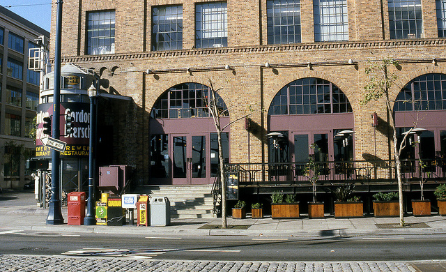 Gordon Biersch Mega-Brewpub To Close In San Francisco: SFist